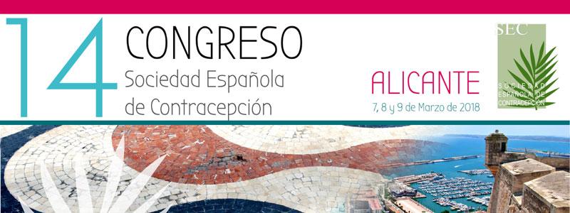 XIV Congreso de la Sociedad Española de Contracepción