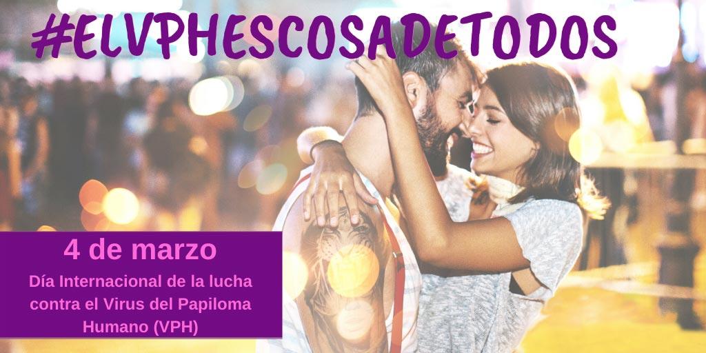 Día internacional de concienciación frente al VPH