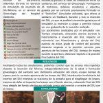 SIMULACIÓN EN ANTICONCEPCIÓN: INSERCIÓN DE DIU MIRENA EN MODELO PÉLVICO REALISTA. Universitario Marqués de Valdecilla. Santander.